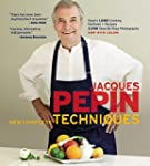 Jacques P�pin New Complete Techniques