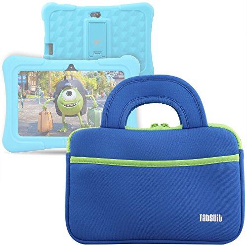 "Best Price TabSuit 7"" Dragon Touch Y88X Plus/Y88X/M7 Kids Tablet, KingPad K77 Tablet Ultra-Port..."