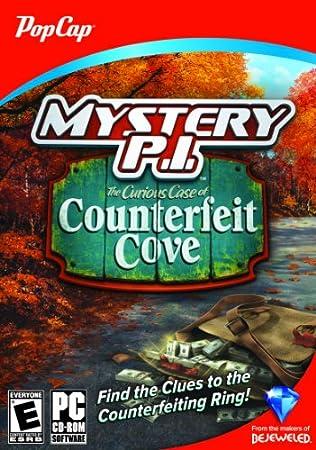 Mystery Pi Cc Counterfeit Cove PC Amaray