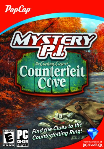 Mystery P.I.: The Curious Case of Counterfeit Cove - Standard Edition