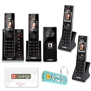 Vtech IS7121-2 Handset Door Answering System with