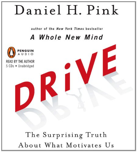 drive surprising truth about motivates