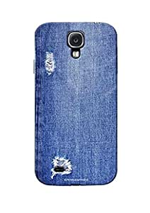 Sowing Happiness Printed Back Cover for Samsung Galaxy S4
