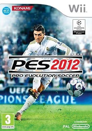 Pro Evolution Soccer 2012 (Wii)