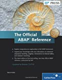 img - for The Official ABAP Reference (3rd Edition) book / textbook / text book