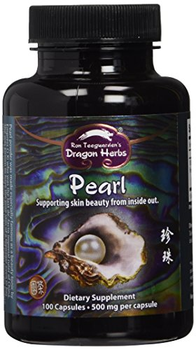 Dragon Herbs Pearl Powder Tonic -- 500 mg - 100 Capsules