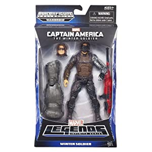 Winter Soldier Captain America the Winter Soldier 6 Inch Action Figure