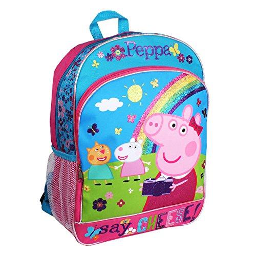 Peppa-Pig-Kids-Backpack