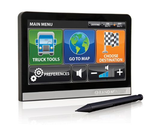 Rand McNally 528881469 7-inch Intelliroute TND 700 Truck GPS