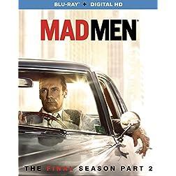 Mad Men: The Final Season, Part 2 [Blu-ray]