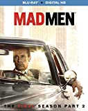 Mad Men: The Final Season, Part 2 [Blu-ray + Digital HD]