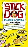 Tom Watson Stick Dog Chases a Pizza (Stick Dog 3)