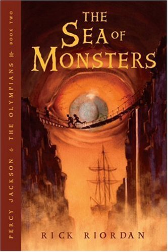The Sea of Monsters (Percy Jackson and the Olympians, Book 2), RICK RIORDAN