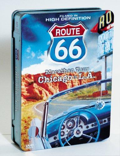 Route 66: Marathon Tour - Chicago to L.A. (Tin Packaging)