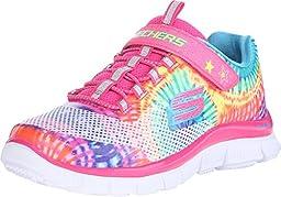 SKECHERS KIDS Girl\'s Skech Appeal 81851L (Little Kid/Big Kid) Multi Sneaker 10.5 Little Kid M