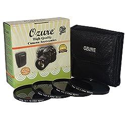 Ozure NDFK-04 82 mm ND Filter(82 mm)