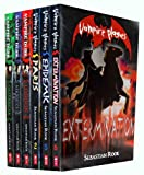 Sebastian Rook Vampire Plagues - Dusk Collection 6 Books Sebastian Rook Set (London, Paris, Mexico, Outbreak, Epidemic, Extermination)