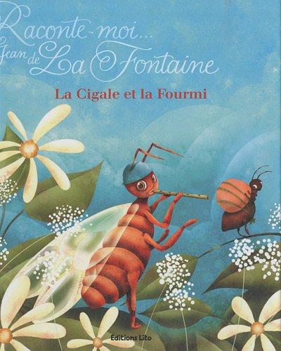 La cigale et la fourmi pdf t l charger de marc s assau - Illustration la cigale et la fourmi ...