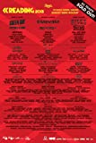 Official Reading Festival 2013 - Exclusive - Red Poster - 91.5x61cm