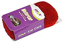 OKS Multipurpose Household, Car, Bike Cleaning Sponge / Drying Towel (For WET or DRY Cleaning)