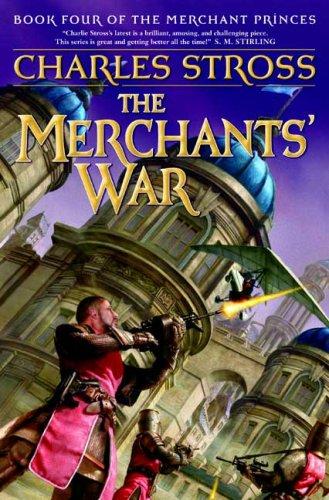 Image of The Merchants' War: Book Four of the Merchant Princes