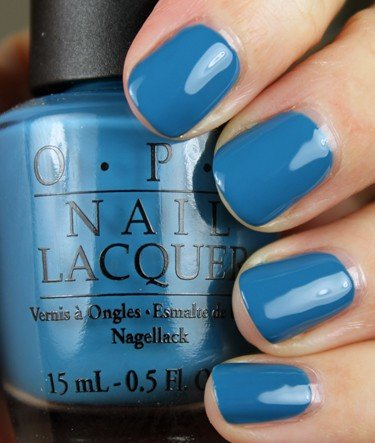 OPI Nail Polish Suzi Says Feng Shui Hong Kong Collection