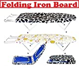 Portable Compact Folding / Foldable Table Top Ironing Iron Board Camping Travel
