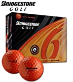 Bridgestone Precept 2011 e6 Optic Orange 1-Dozen Golf Balls