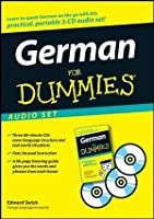 German For Dummies Audio Set by For Dummies