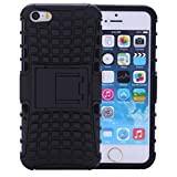 PES Shock Proof Protective Rugged Armor Super Hybrid Heavy Duty Back Case Cover For Apple IPhone 5G / 5S - Rugged...