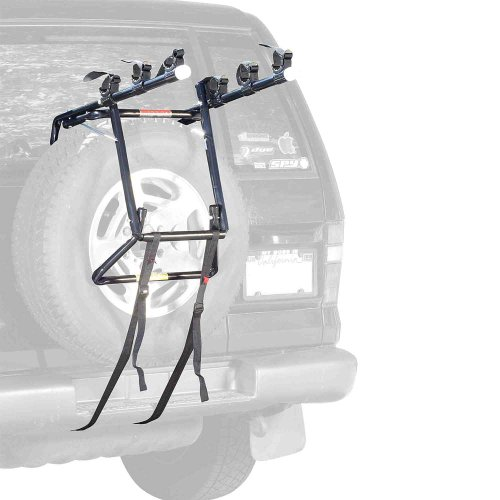 Allen Sports Deluxe 3-Bike Spare Tire Mount Rack (Bicycle Carrier Spare Tire Mount compare prices)