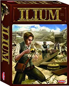 Ilium Board Game