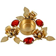 Indian Home Decorations Christmas Gifts Lights Candle Holder Floral Arrangements