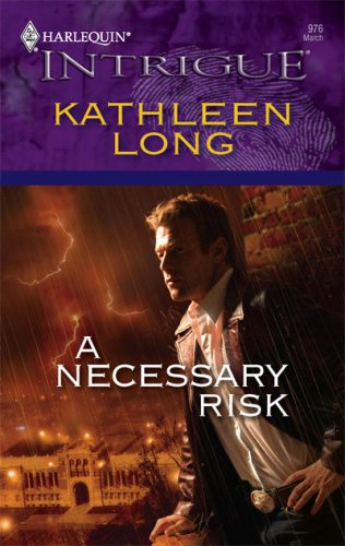 Image for A Necessary Risk (Harlequin Intrigue Series)