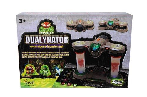 Imagen 4 de Simba - Alien Slimy Dualynator Laboratorio Con Luz 79-5956541