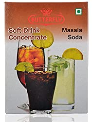 Butterfly Soft Drink Concentrate- Masala soda, 30 Grams