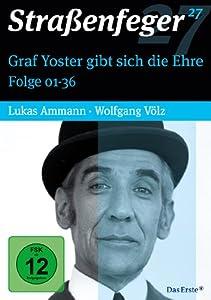 Straßenfeger 27 - Graf Yoster gibt sich die Ehre, Folgen 1 - 36 [5 DVDs]