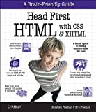 img - for Head First HTML with CSS & XHTML book / textbook / text book