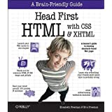 Head First HTML with CSS & XHTMLby Elisabeth Robson