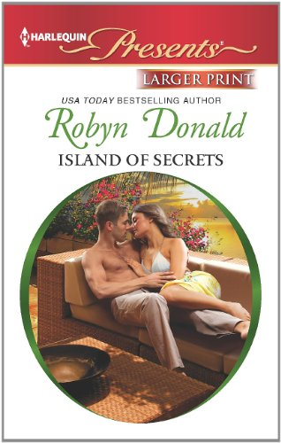 Island of Secrets (Harlequin Presents (Larger Print))