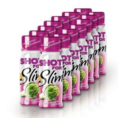 Alcachofa de Laon Slimming Shots a pina sabor - Shot for Slim