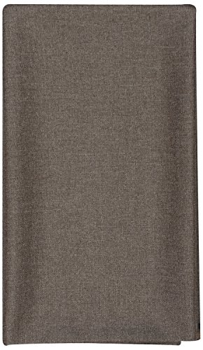 Arvind Mafatlal Men\'s Trouser Fabric (Brown)