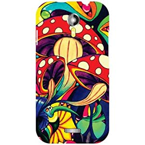 Micromax A117 Canvas Magnus Back Cover - Flaunt Designer Cases