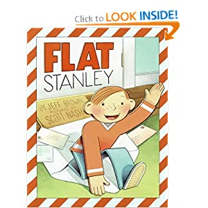 Flat Stanley (picture book edition)
