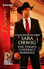The Texan's Contract Marriage (Rich, Rugged Ranchers)