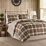 Woolrich Lumberjack Down Alt Mini Comforter Set, Full/Queen, Multicolor