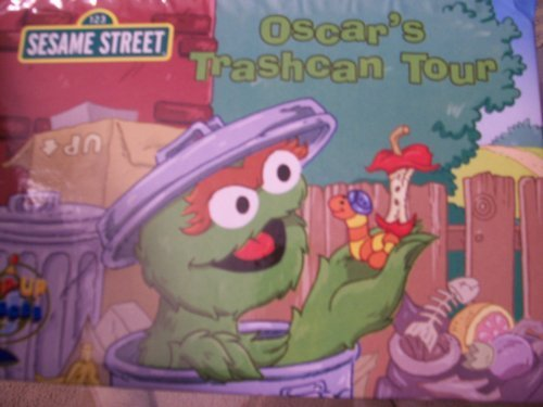 Sesame Street Pop-Up Places: Oscar's Trashcan Tour (2010) - 1
