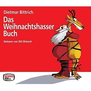 eBook Cover für  Das Weihnachtshasser Buch