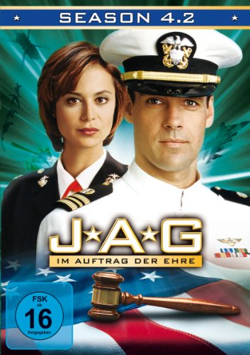 JAG: Im Auftrag der Ehre - Season 4, Vol. 2 [3 DVDs]