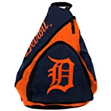 MLB Detroit Tigers Slingback Backpack - Navy Blue/ Orange at Amazon.com